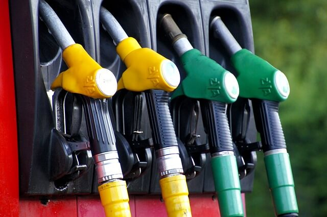 type d'essence ou diesel