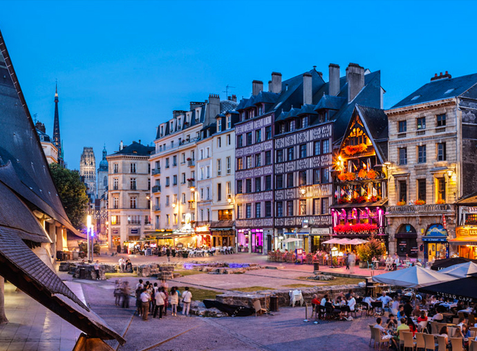 Rachat de voiture à Rouen